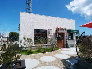 バラ生産者が経営するお花&コーヒーのお店 N.Rosary